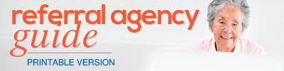 CALA referral agency guide
